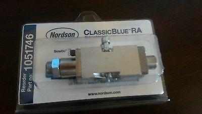 Offer Nordson 1051746 Classic Blue Ra Gun Module *original Package*