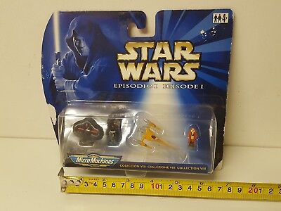 Star Wars Episode I Micro Machines Collection Vlll Hasbro 1999,Lucas Films,