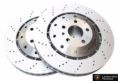 AUDI R8 FRONT Rotors And Brake Pad Set 420615301D - $849 00