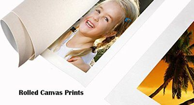 Custom Photo to Canvas Print - HD Print Your Own Photo On Canvas (No Frames)