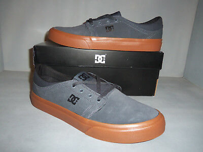 DC Trase SD Mens Skate Shoes Sizes suede/leather NIB NEW Sizes  ADYS300172