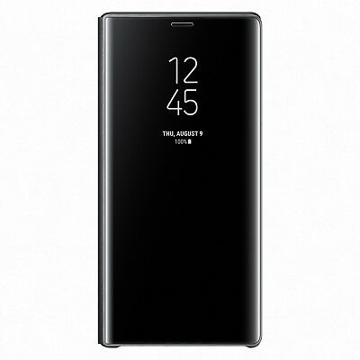 Samsung Clear View Standing Cover Note 9 EF-ZN960CB