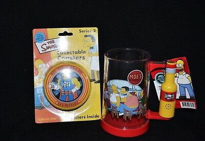 The Simpsons Coasters And Mug Collectables