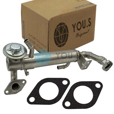 YOU.S Genuine AGR Coolant Exhaust Gas Recirculation for Fiat Ducato (250, 290)