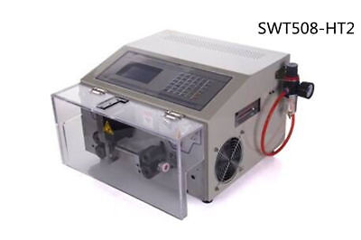 SWT508-HT2 automatic computer cable line round sheath stripping machine