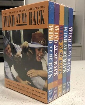 Wind At My Back: Complete Series Collection - Seasons 1 2 3 4 5 [DVD Box Set]New