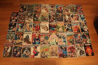 NO DOUBLES - Animal Man Issues 3-49+ Comic Book LOT DC