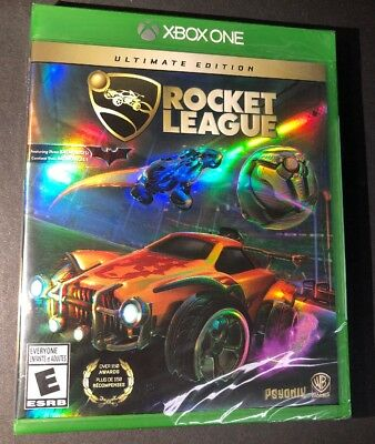 Rocket League [ Ultimate Edition ]  (XBOX ONE) NEW