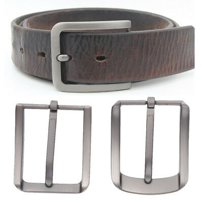 Unisex Alloy Antique Belt Buckle Single Prong Square Pin Buckle Replacement