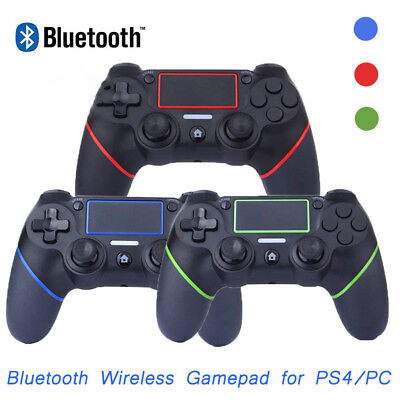 Wireless Bluetooth Game Controller handle Pad For DUALSHOCK4 PS4 Playstation 4