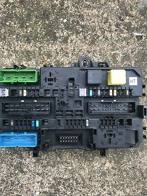 astra zafira rear fuse box tech 2 reset ident ht