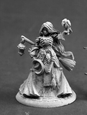 Reaper Miniatures All Hallow's Eve #01450 Special Edition Unpainted Metal