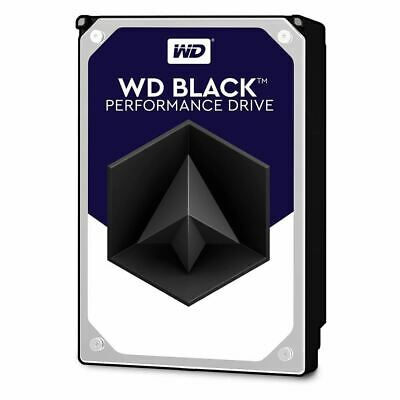 WD Black, DESKTOP,3.5 form factor,SATA interface, 7200 RPM, 256 cache, 4TB, 5 yr