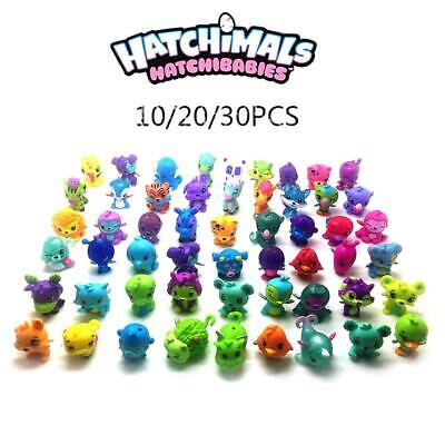 10/20/30pcs Hatchimals Colleggtibles Oeuf Animaux Mini Eggs Figure Enfant Jouet