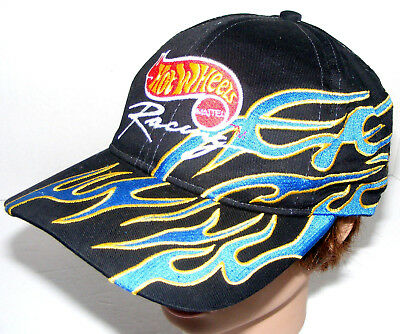 5fcf2e18c4f Kyle Petty Snapback Hat  44 Hot Wheels Mattel NASCAR Racing Vintage Black  1997