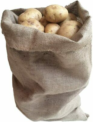 Jute Hessian Sacks Bags 5kg to 50kg Potato Vegetable Storage Wholesale Multilist