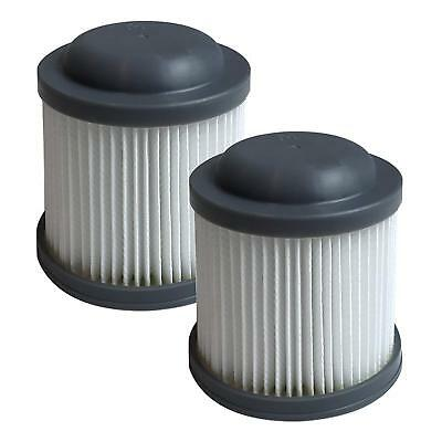 Black and Decker 2 Pack of Genuine OEM Replacement Filters # PVF110-2PK