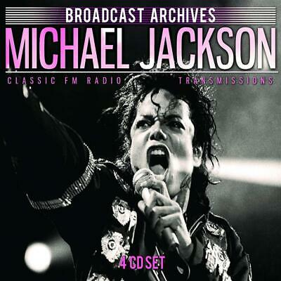 Michael Jackson - The Broadcast Archives (4 Cd)