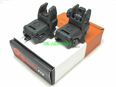 MAGPUL PTS MBUS Back-Up Sight for Airsoft (Black)