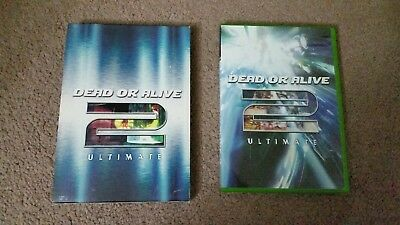 Dead Or Alive 2 Ultimate (Microsoft Xbox) Only DOA 2
