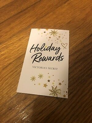 VICTORIA'S SECRET Reward Card  $20 off of $50
