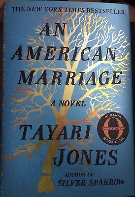 An American Marriage: A Novel (Oprah's Book Club 2018 Selection) by Jones, Ta…