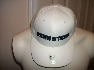 653c248caea ... where to buy penn state nittany lions nike ncaa swoosh flex cap 1 size  hat nwt