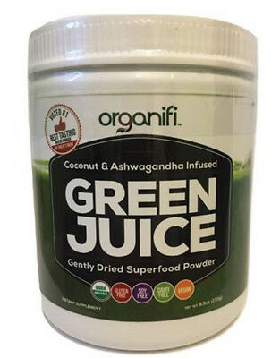 ORGANIFI GREEN JUICE Superfood Powder Super Food Supplement 30 Day Supply NEW