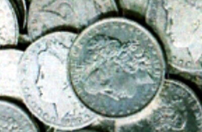 One (1) 1878-1921 AVG CIRCULATED Silver Morgan Dollar From Old U.S. Coin Lot