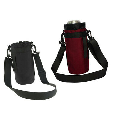 2pcs Water Bottle Cover Sleeve Bag Case Pouch Hand Carrier for 1.5L Bottle