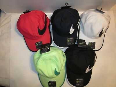 NIKE AEROBILL FEATHERLIGHT Adult Unisex Tennis Hat 864100 -  18.99 ... 48aed576b088