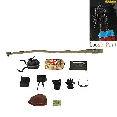 """FLAGSET FS-73012 1/6th Doomsday Survivors Accessories For 12"""" Action Figure Toys"""