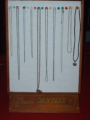 Estate sale jewelry lot of 10 vintage to now necklaces & chains