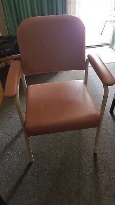 New Armchair, Low Back Adjustable For People With Limited Mobility.