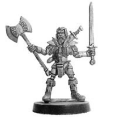 Iron Wind Fantasy Mini Berserker Pack MINT