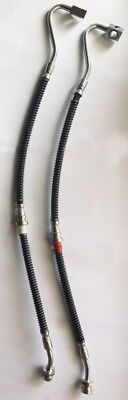 Genuine Ford Sx Sy Territory Front Brake Hose / Set Of 2 -New Genuine Ford