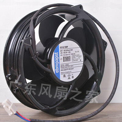 1pcs ebmpapst 17251 17CM 6318/19HP DC48V 30W inverter cooling fan