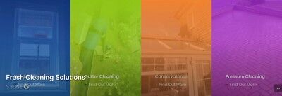 window cleaning round for sale in Kent