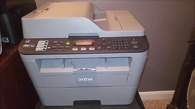 Brother MFC-7840W All-In-One Laser Printer