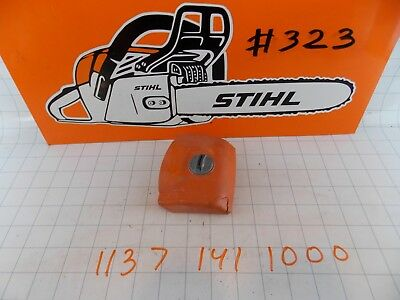 Stihl MS192T Air Filter Cover. OEM. FREE S&H. FOR 1 (Cracked)