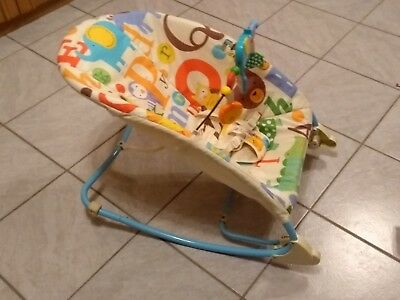 Fisher Price Babywippe / Babyliege