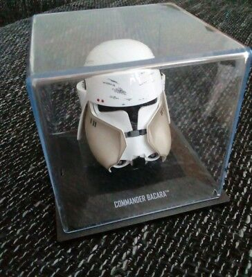 Star Wars Sammelfigur Helm commander bacara