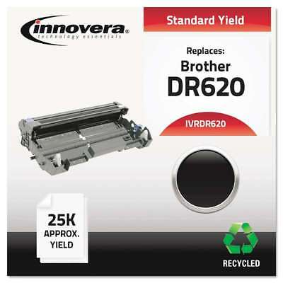 Innovera® Remanufactured DR620 Drum Unit, Black 686024122807