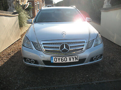 mercedes benz e220 cdi estate  w212  2010   auto diesel