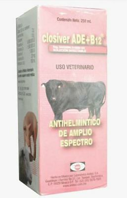 Closiver ADE + B12 250ml