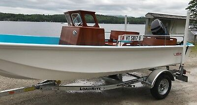 Boston Whaler Eastport 1972 Fully Restored