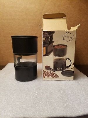 Enjoy Coffee Cup with Filter Net by Enjoy
