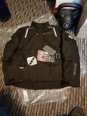 Alpinestars Andes V2 Drystar Jacket EU Size XL - Brand New With Tags was £200 !