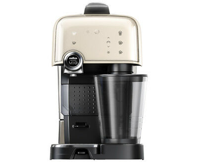 Electrolux Lavazza Fantasia A Modo Mio Coffee Capsule Machine - Latte White