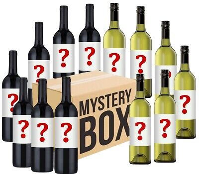 Mystery Spring Clearance Red & White Mixed - 13 Pack